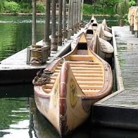 ビーバーブラザーズのカヌー探険の写真