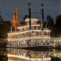 蒸気船マークトウェイン号の写真
