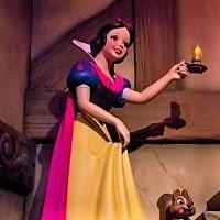 白雪姫と七人のこびとの写真