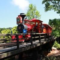 ウエスタンリバー鉄道の写真